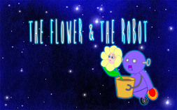 The flower and the robot
