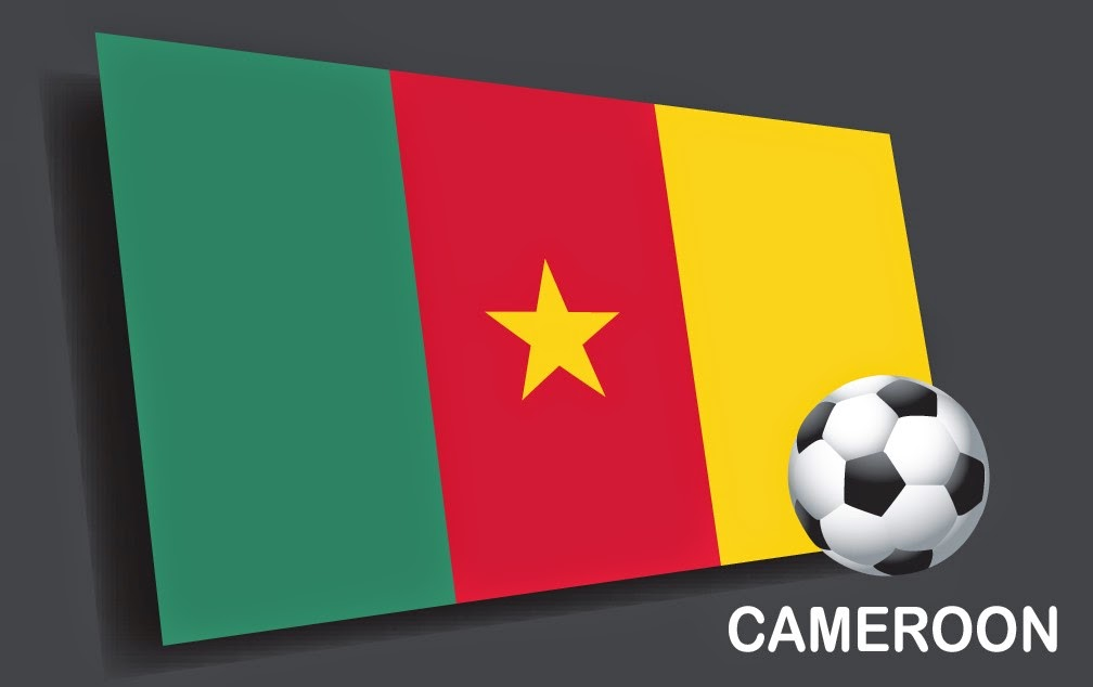Watch Cameroon vs Brazil Live Streaming and HD Wallpapers
