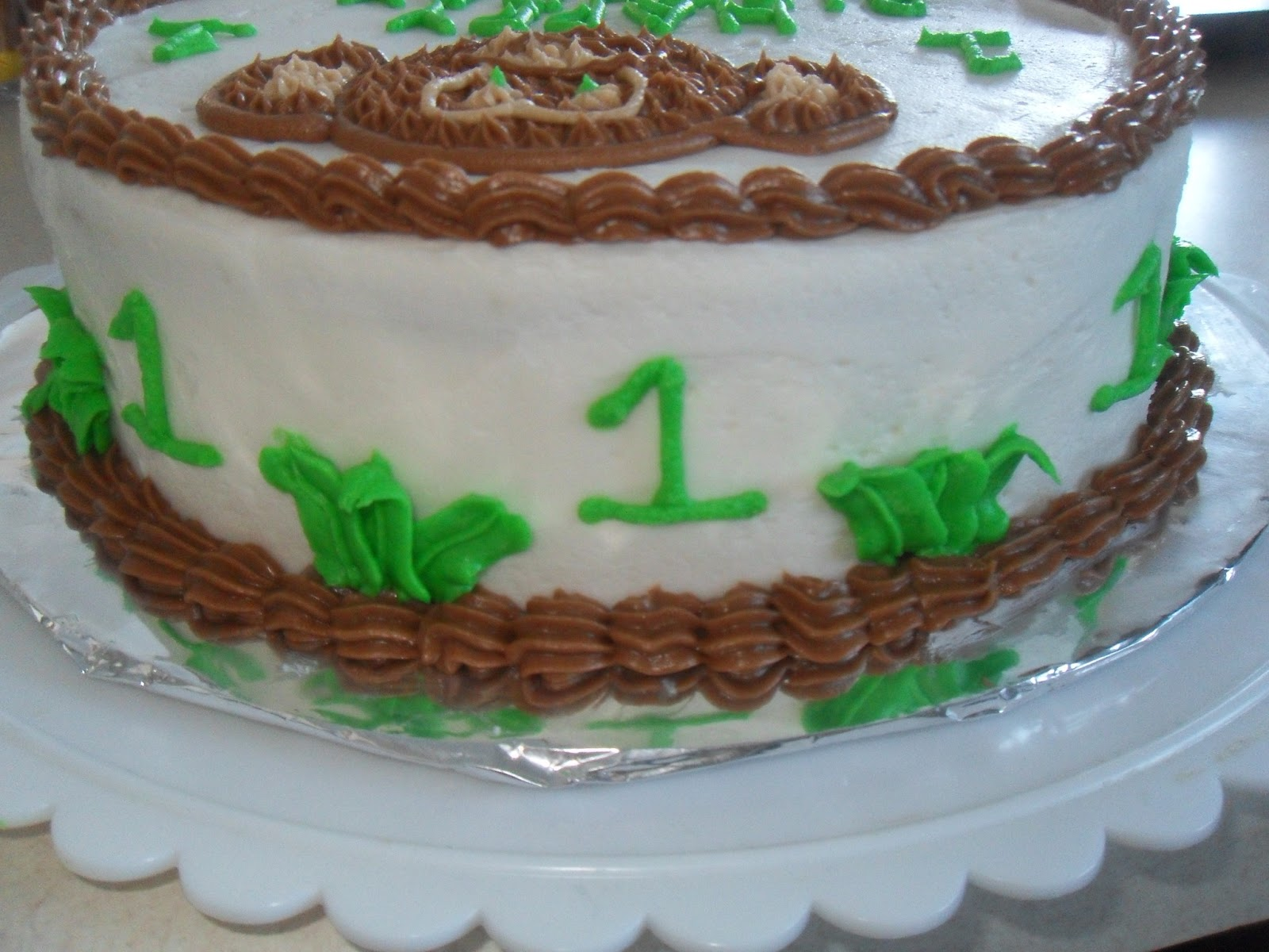 Simple Joy Crafting Chunky Monkey Birthday Cake