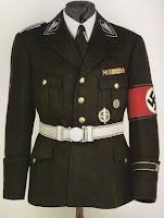 Uniformes nazi s.s. Hugo Boss curiosidades