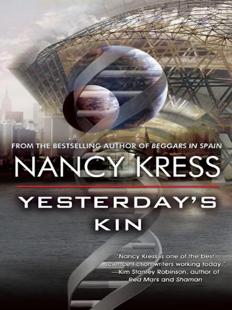 Nancy Kress Un blog de ciencia ficción en busca de un nombre