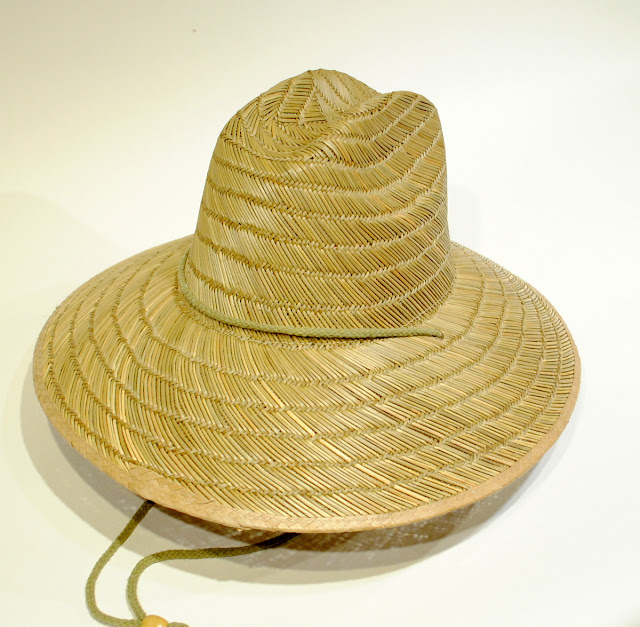 Bamboo Lifeguard Hats