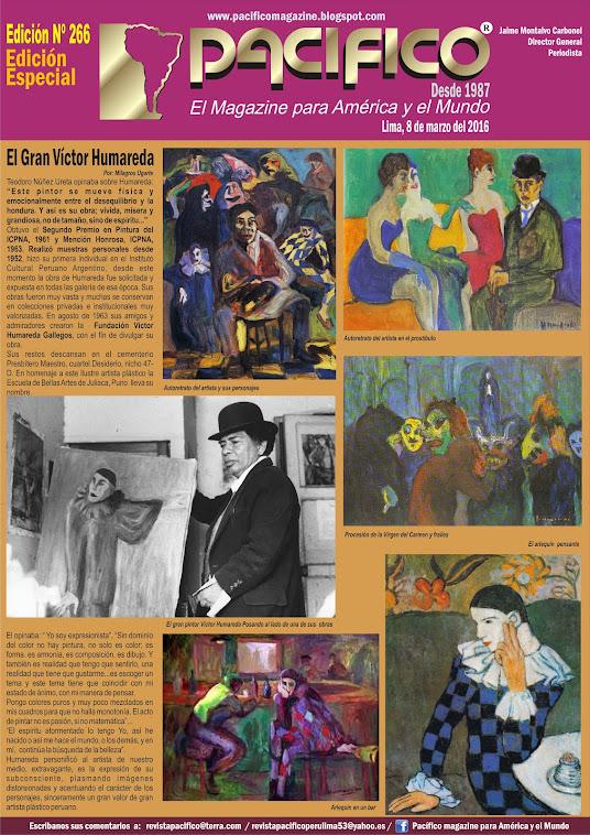 Revista Pacífico Nº 266 Edición Especial