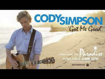 You got me good lyrics cody simpson