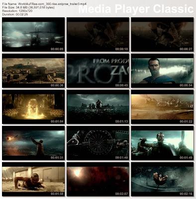 300 Rise of an Empire 2014 Official International Trailer #3 720p HD
