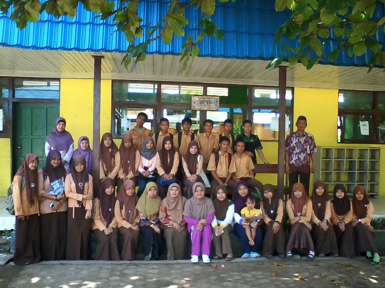 Alumni SMP Muhammadiyah Sungai Pandan