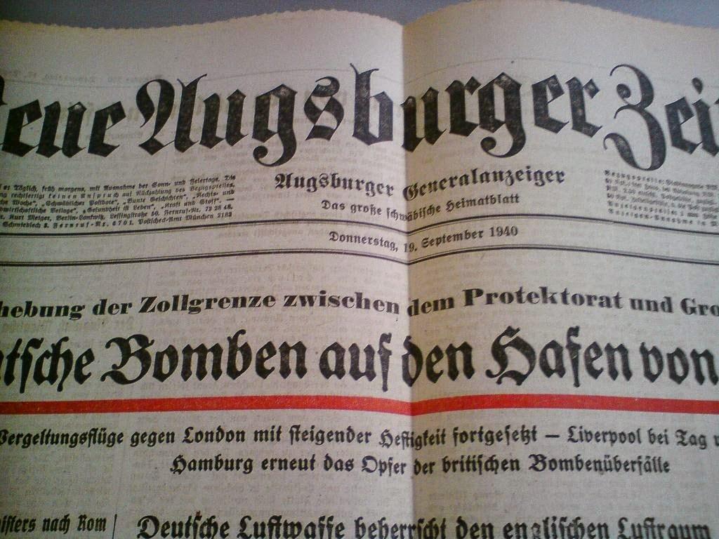 La prensa en Alemania