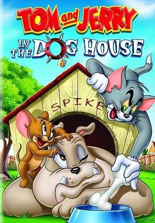 Tom And Jerry In The Dog House (2012) Poster