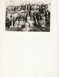 Photos of coach outing from Rainham Kent,TOCH?, approx 1950s