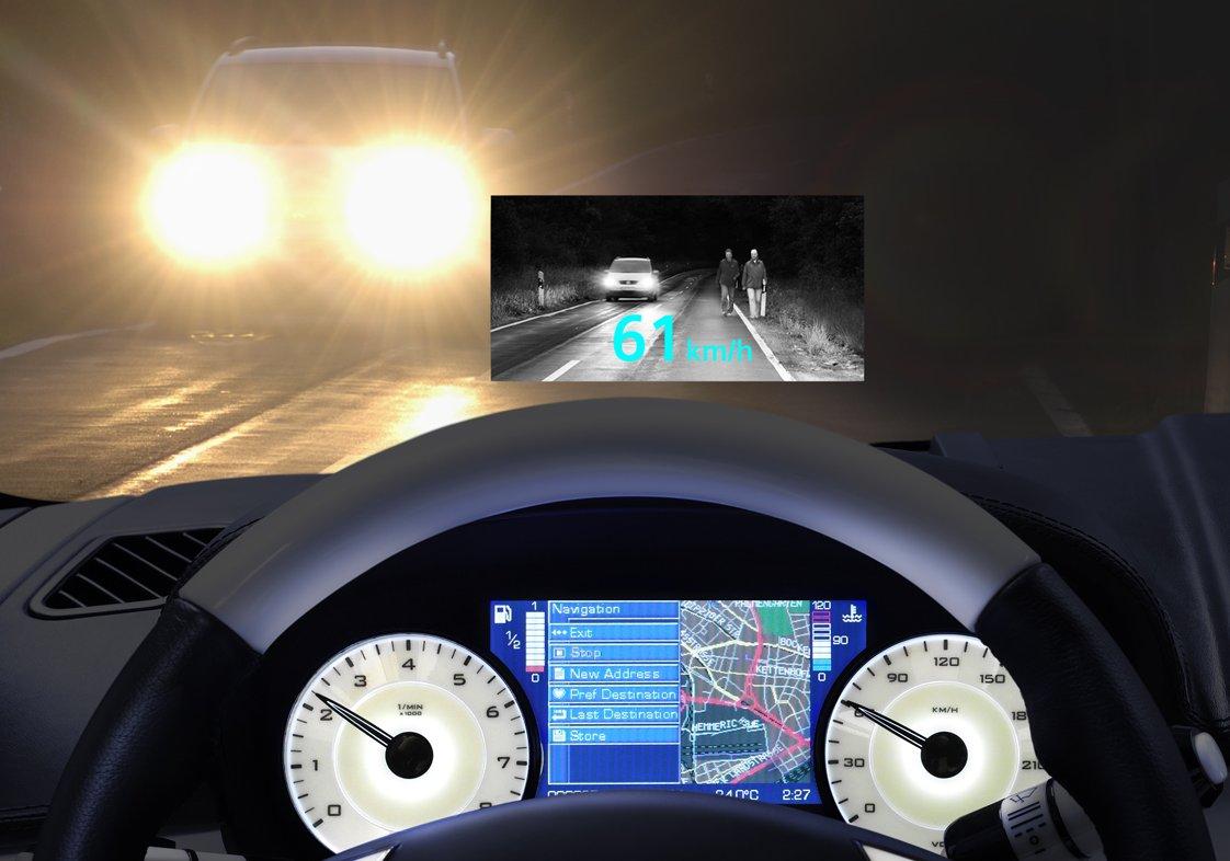 Прибор ночного видения на автомобиль своими руками