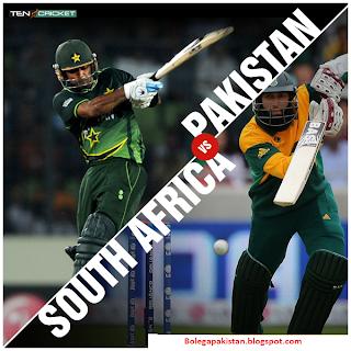 Pakistan vs South Africa 3rd ODI 30 Nov 2013 Live Score Card