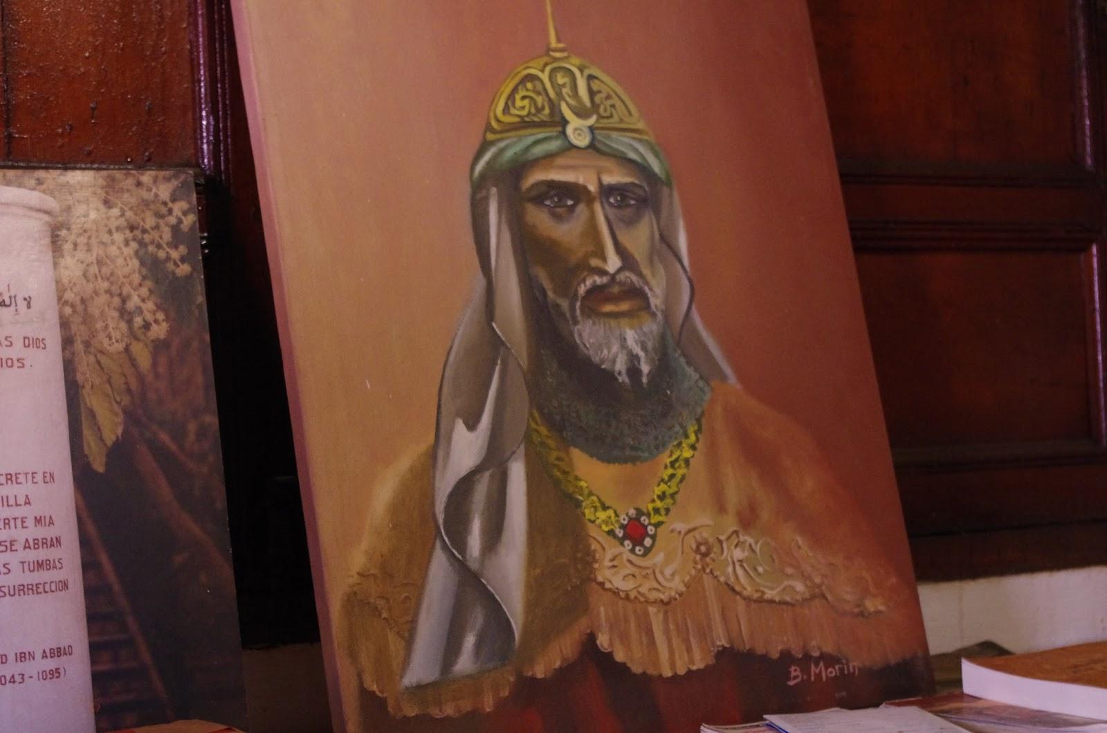 Rey poeta de Sevilla al- Mutamid