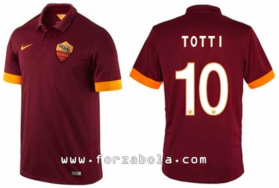 jual+jersey+grade+ori+as+roma+Home+official+2015+costum+Totti