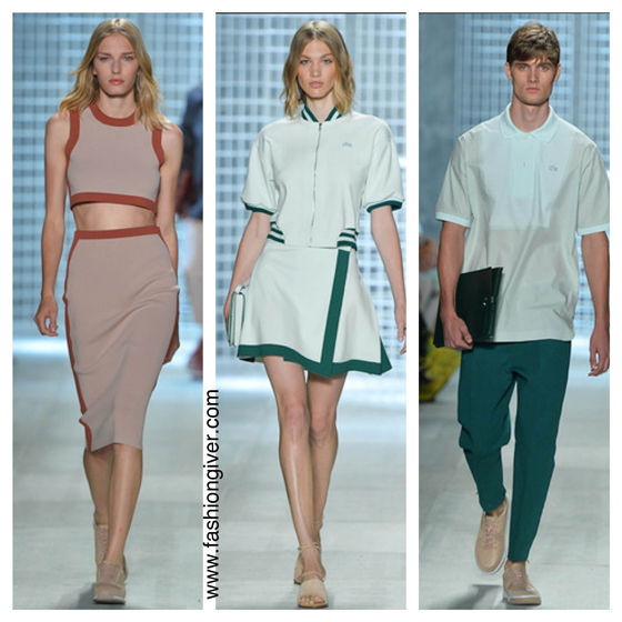 Lacoste Spring Summer 2014 New York Fashion Week Day 3