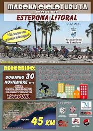 30/11 Cicloturista en Estepona