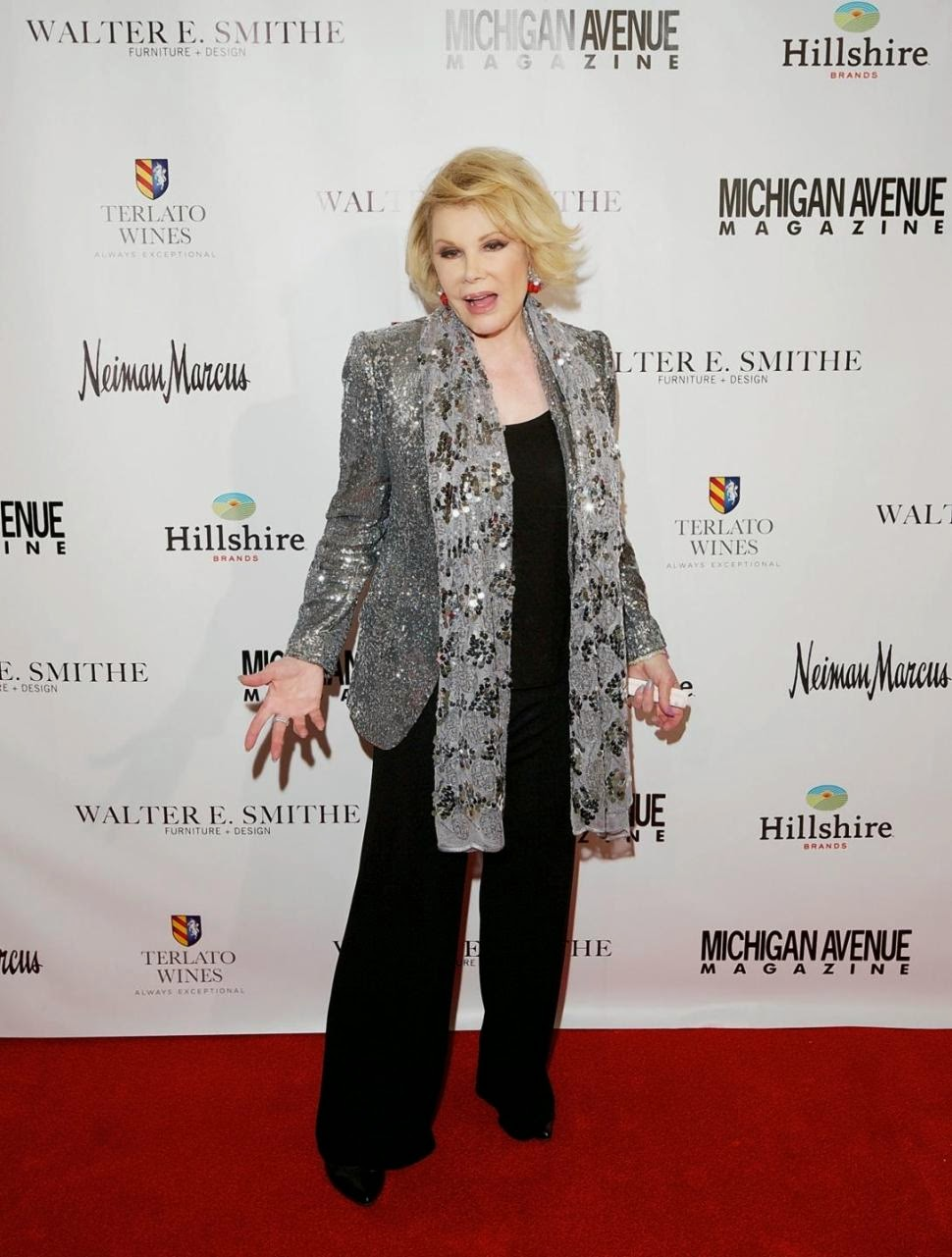 Joan Rivers Dead, Joan Rivers