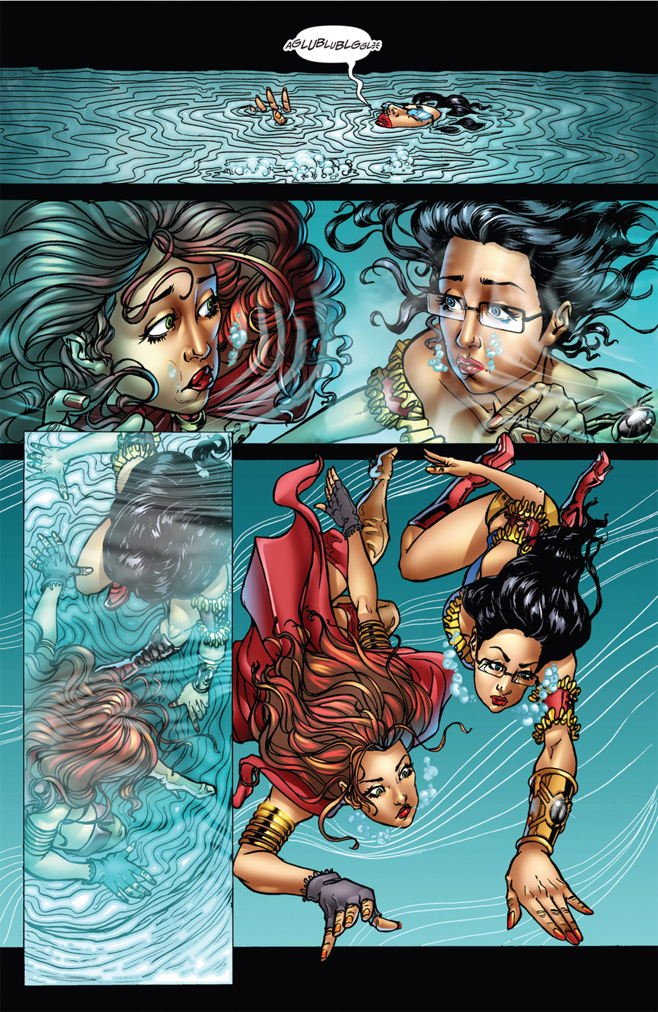 Grimm Fairy Tales (2005) Issue #64 #67 - English 9