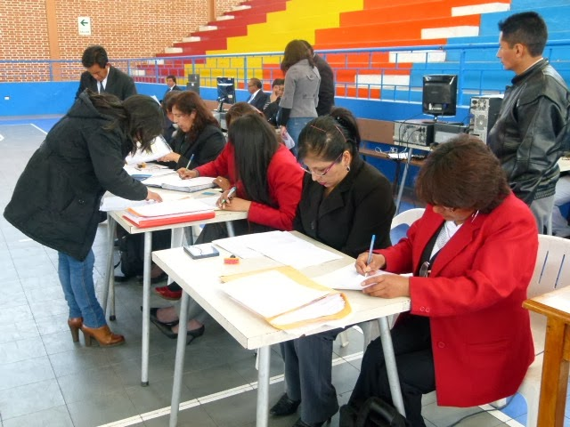 Plazas vacantes ugel huancayo for Vacantes para profesores