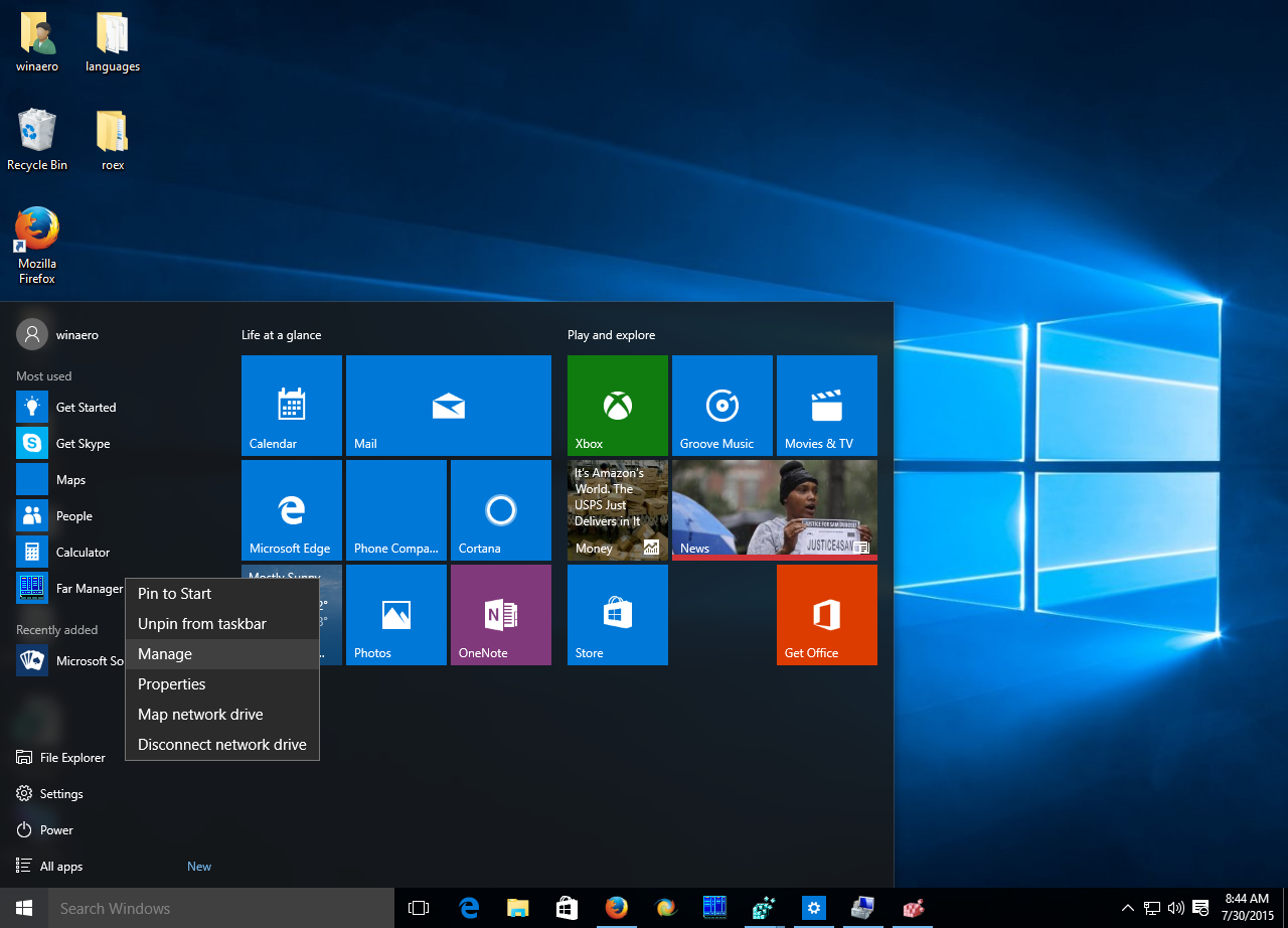 How to update windows 10 manually with screen shot for Windows 10 pc