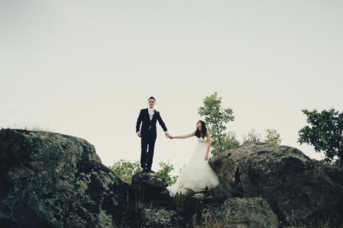 fotoperiodismo reportaje boda novios fotos