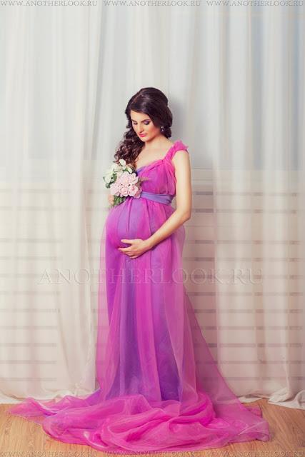 аренда платья для беременных