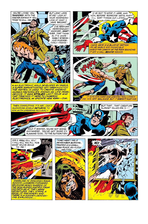 Captain America (1968) Issue #244 #159 - English 3