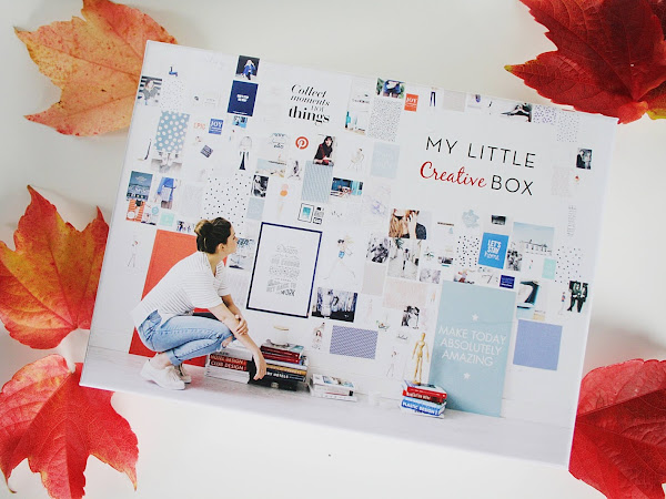 Unboxing :: My little Creative Box // October 2015