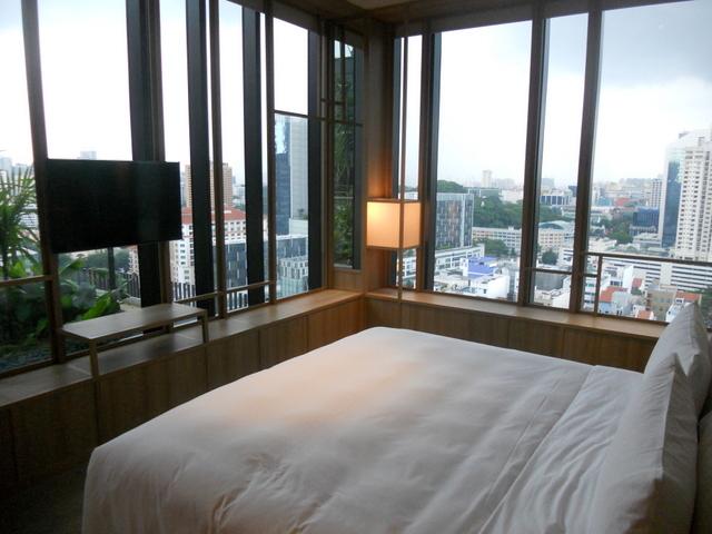 park royal hotel suite