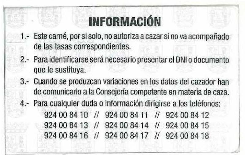 Entre ca as y escopetas julio 2012 for Ministerio de relaciones interiores espana