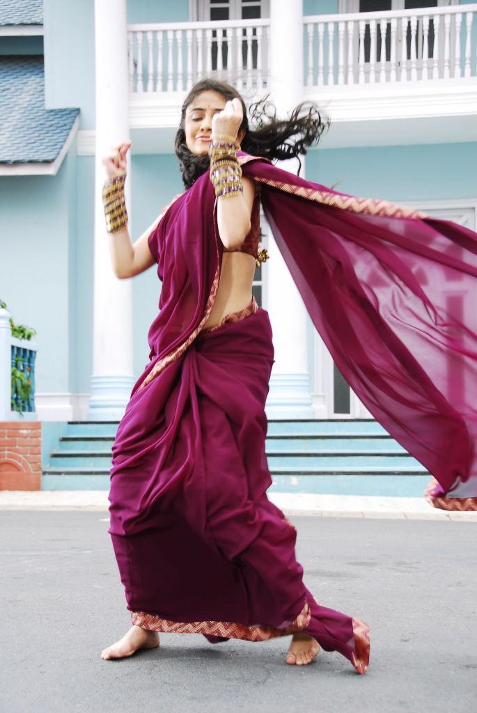 Cute Rachana malhotra latest saree photo stills