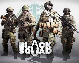 Game Online FPS Black Squad Indonesia