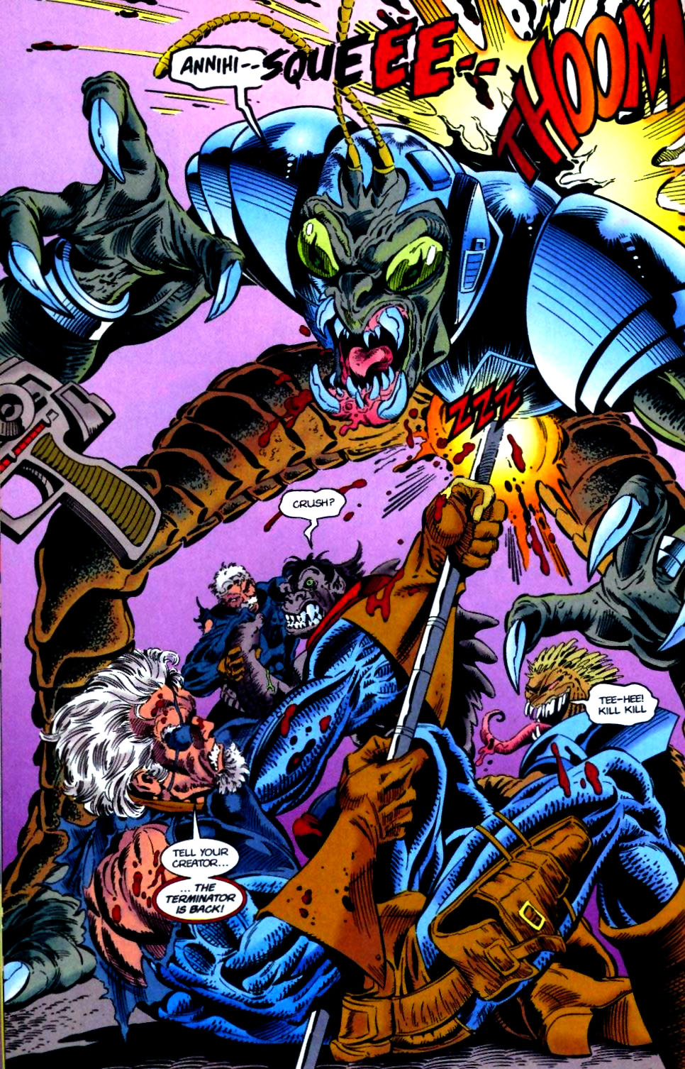 Deathstroke (1991) Issue #50 #55 - English 15
