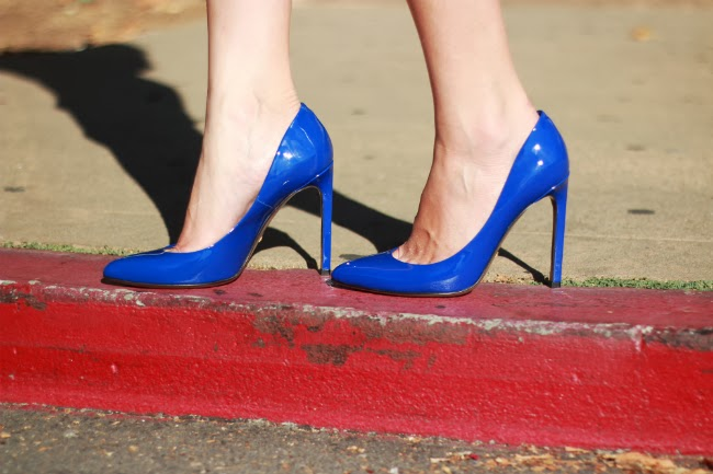 cobal blue pumps gucci gloria bright pumps