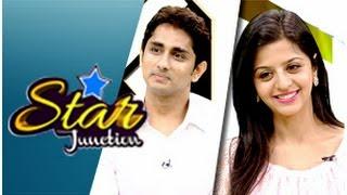 Kaaviya Thalaivan Movie Team in Star Junction 21-12-2014