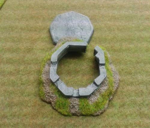 PS23 Machine gun bunker, type 2 picture 2