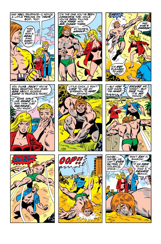 Captain America (1968) Issue #154 #68 - English 8