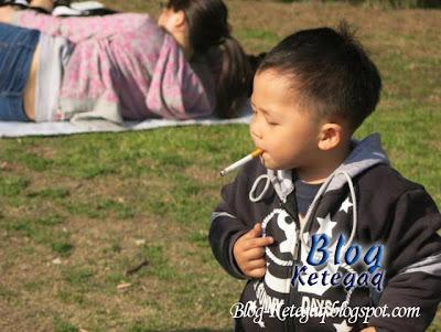 budak hisap rokok