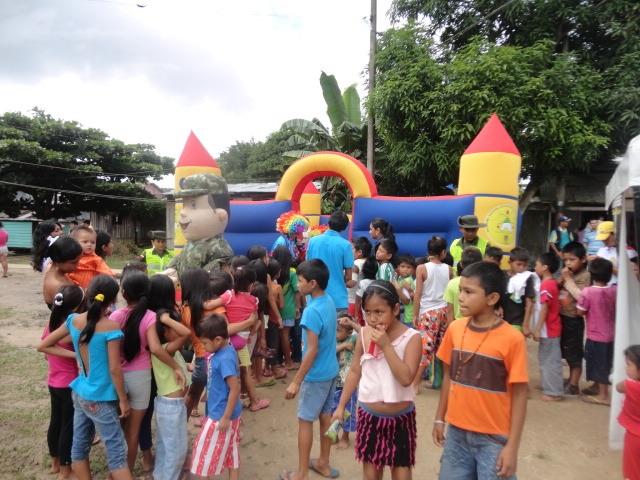 barrio aguila y humarizal leticia amazonas