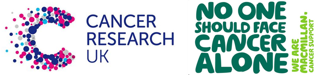 Cancer charities UK
