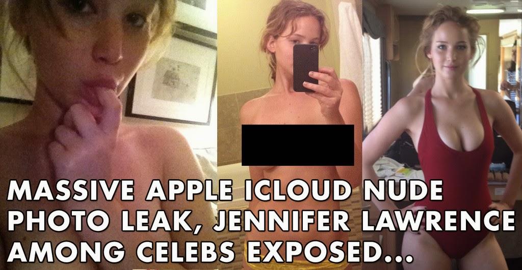 The Jennifer Lawrence Naked Photo