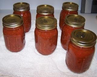 Tomato sauce recipe