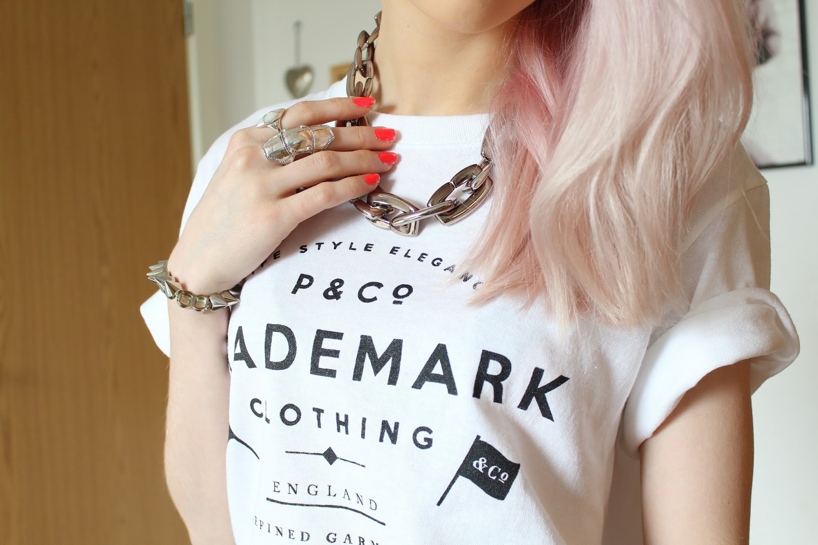 PandCo Clothing Trademark tee