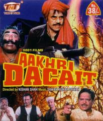 Aakhri Dacait (2000) - Hindi Movie
