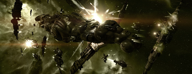 EVE-online: EVE: Inception into incursion