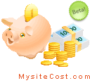 Mysite Cost.com : Check How Much Is Your Website Worth