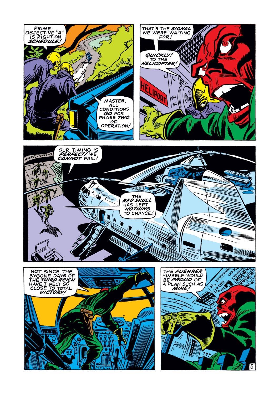 Captain America (1968) Issue #129 #43 - English 6