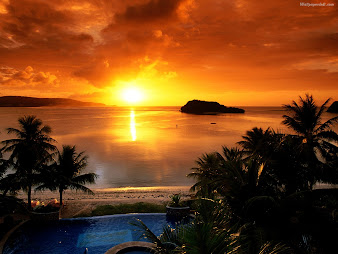 #10 Sunset Wallpaper