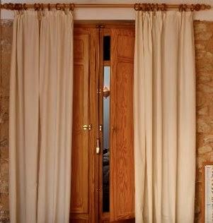 Cortinas r sticas cocina donde comprar cortinasrusticas for Cortinas rusticas