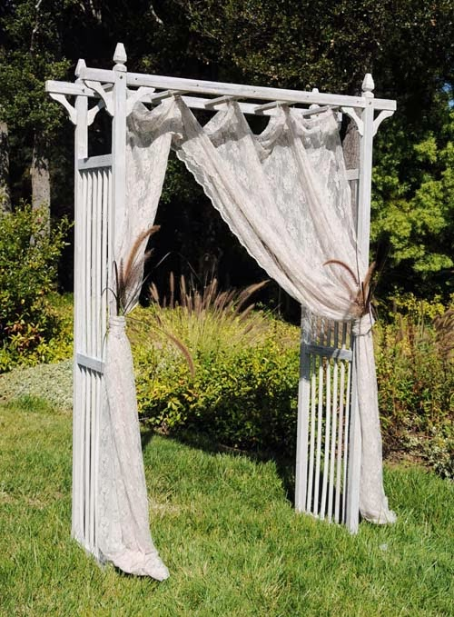 Outdoor wedding decoration supplies
