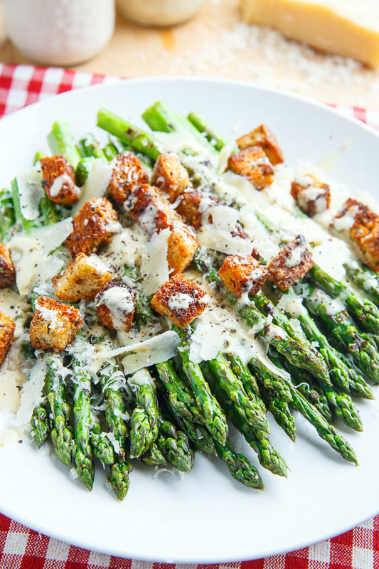 Caesar grilled asparagus on closet cooking caesar grilled asparagus ccuart Image collections